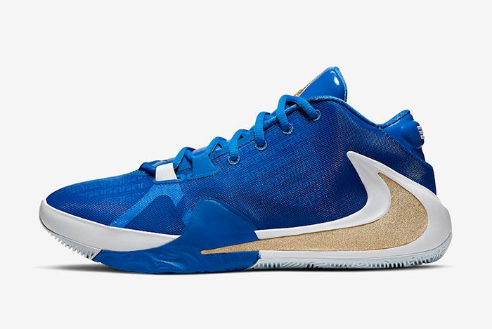 Nike Zoom Freak 1 Greece Left