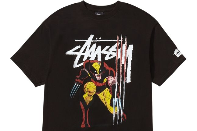 Stussy Marvel Wolverine 1 1