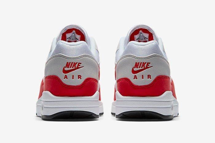 Nike Air Max 1 Anniversary Red6