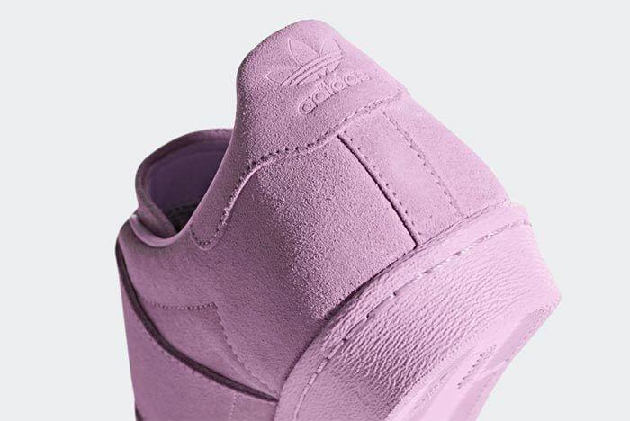 Adidas Superstar 80S Cf Clear Lilac 9