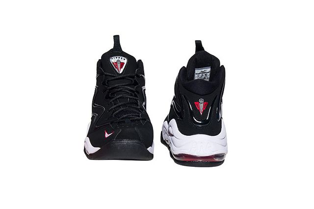 Nike Air Pippen 1 Black Red 2