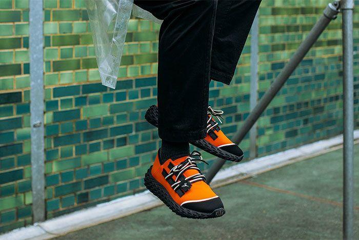 Zanotti Urchin Orange Sneaker Freaker4