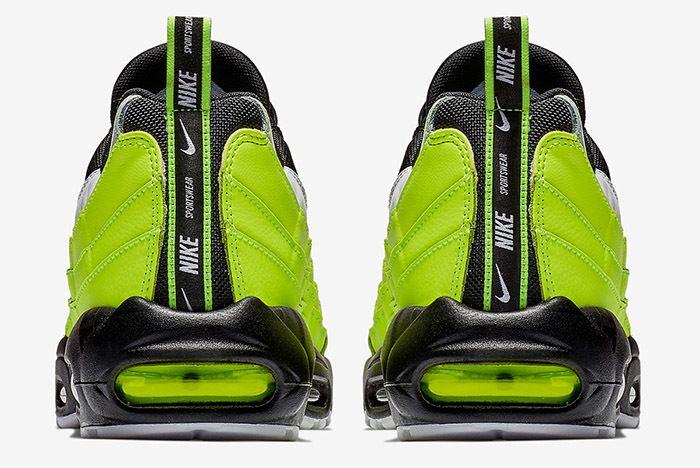 Nike Air Max 95 Volt Black 3