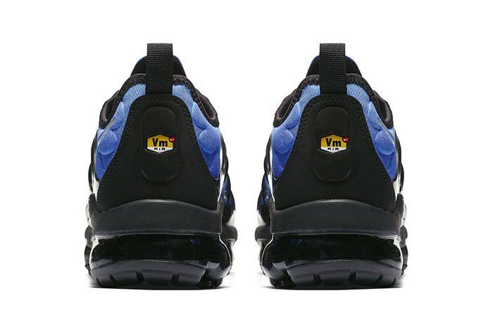 Nike Vaormax Plus Hyper Blue 4