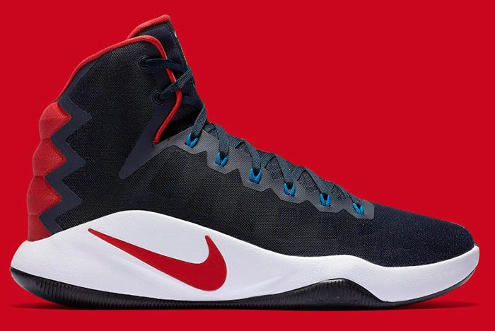 Nike Hyperdunk 2016 Usa 6