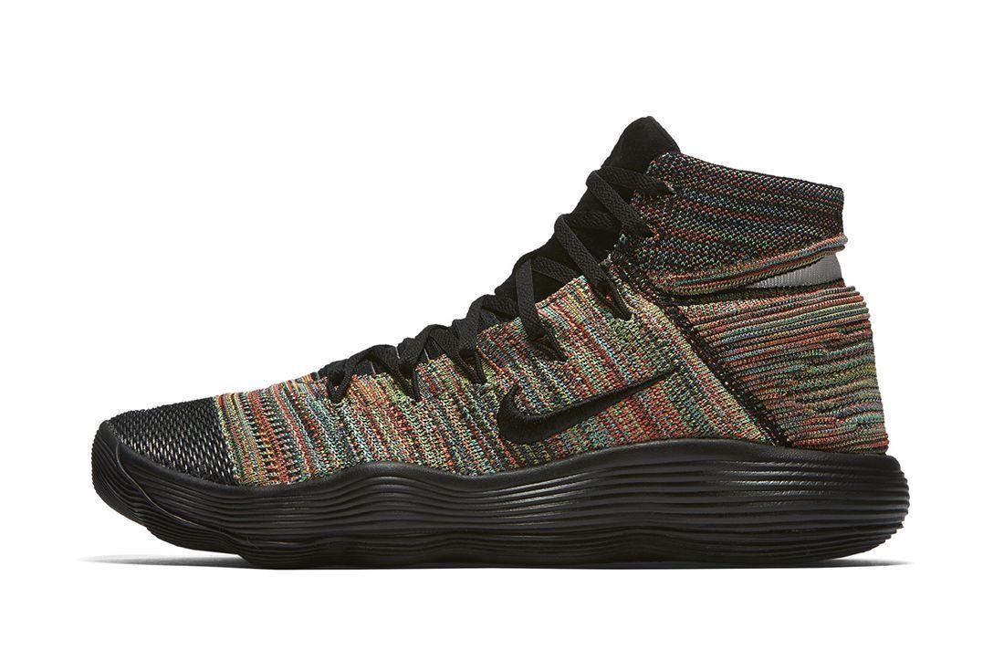 Nike Hyperdunk 2017 Multicolour Sneaker Freaker 4