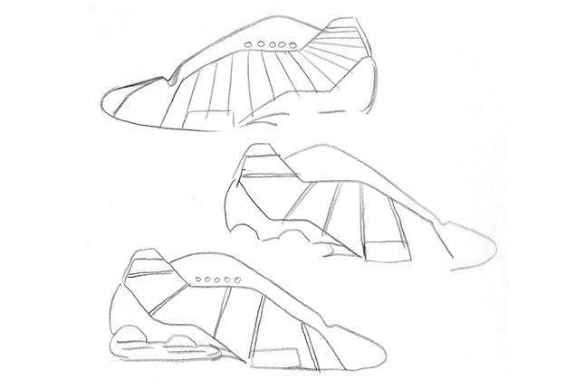 The Making Of Nike Shox Bb4 2 1