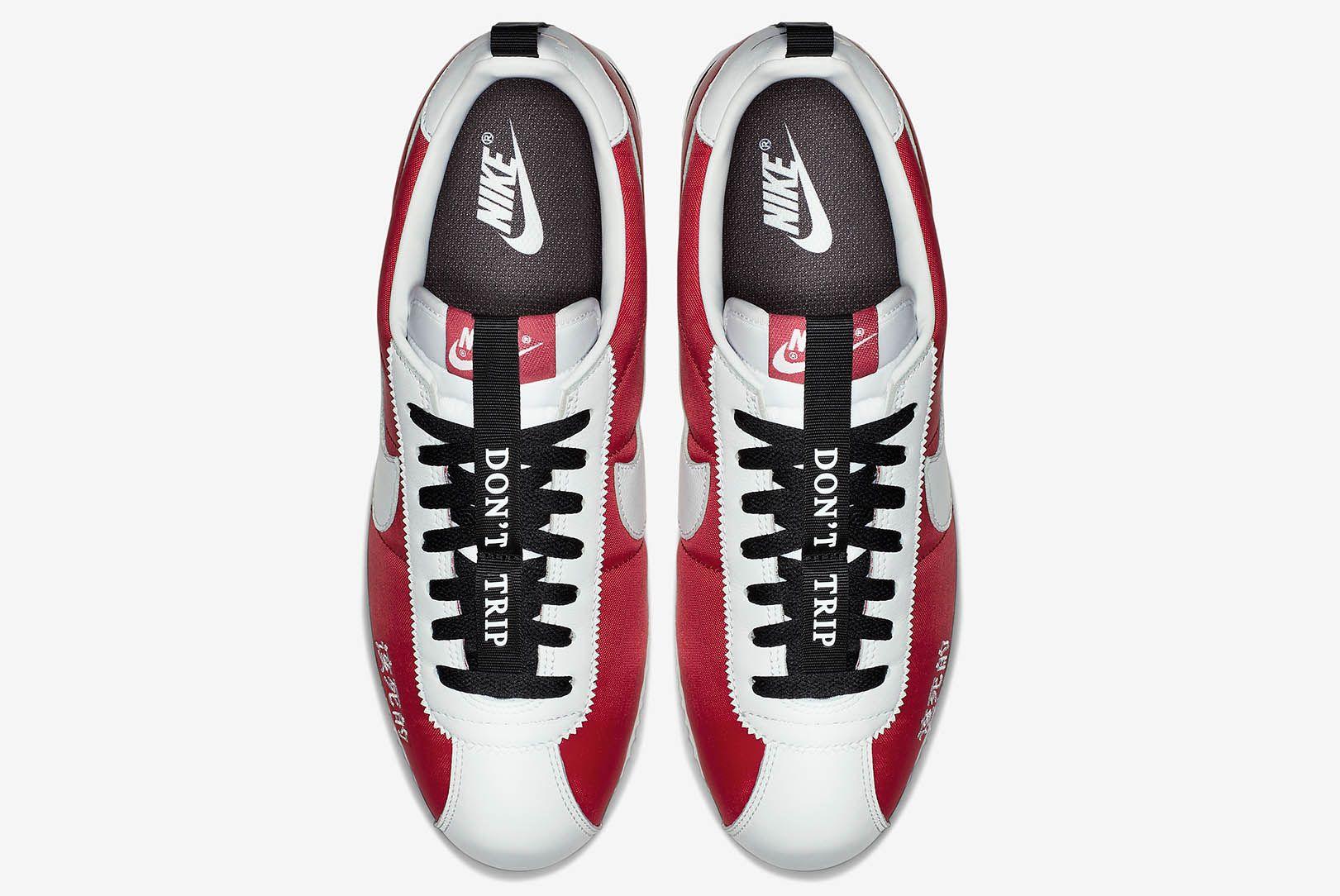 Kendrick Lamar Nike Cortez Red White Kung Fu Kenny 2