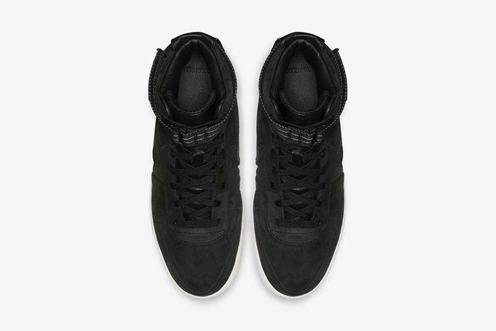 John Elliott Nike Vandal High Black 2018 3