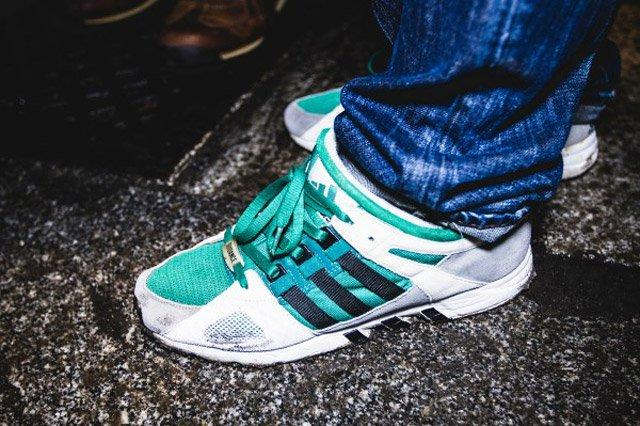 Overkill Adidas Eqt Launch 10