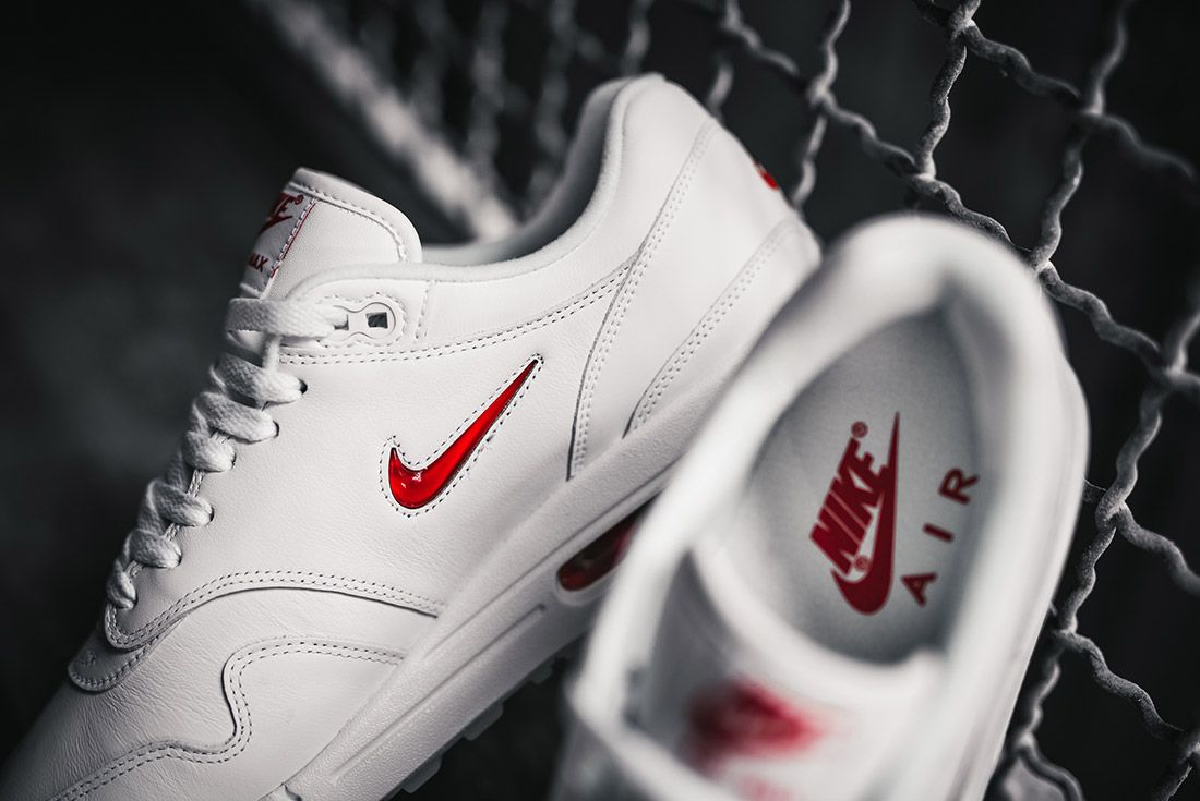 Nike Air Max 1 Jewel Red 5