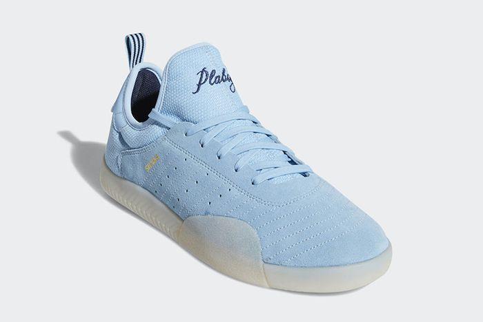 Adidas 3St 003 Clear Blue 2