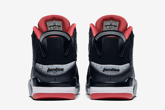 Air Jordan Dub Zero Bred 2