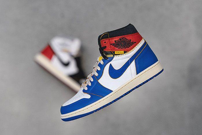 Union Jordan 1 Sneaker Freaker8