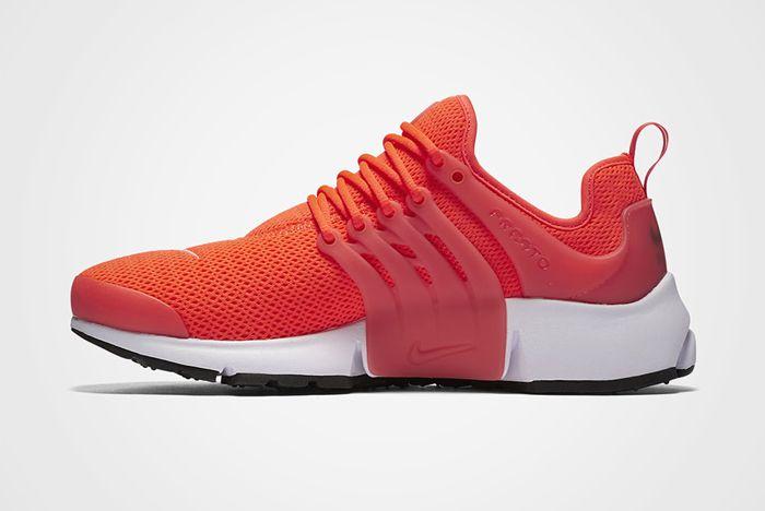 Nike Air Presto Total Crimson 1