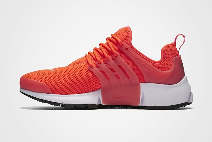 Nike Air Presto Total Crimson 1