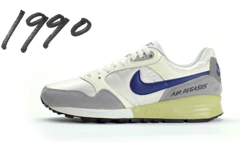 Nike Pegasus 1990