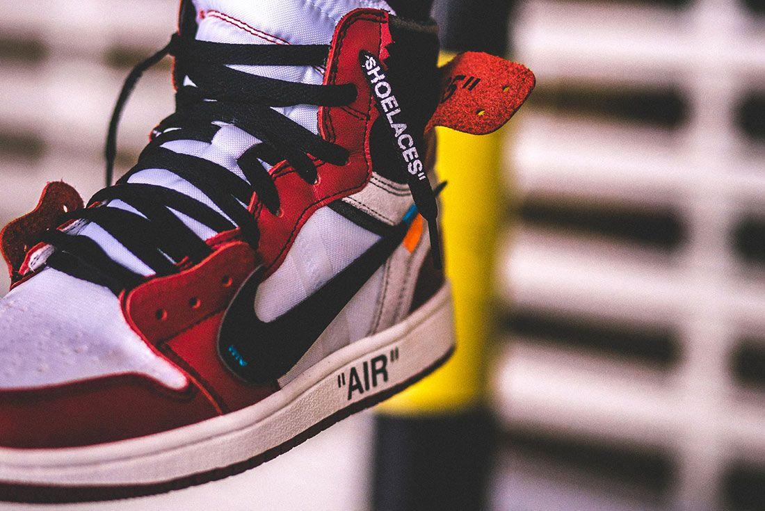 Sneakerness Paris 2018 Air Jordan 1