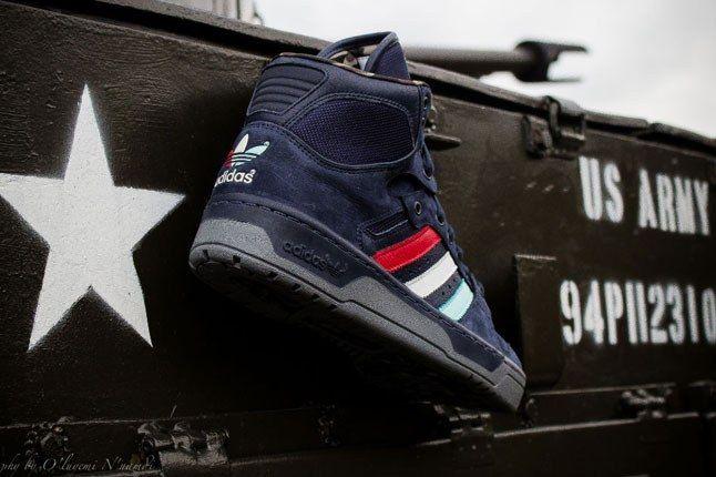 Adidas Packer Shoes Camo Sneaker 1