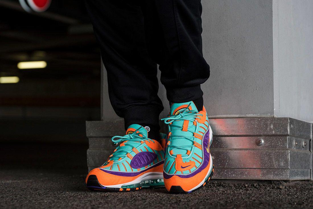 1 1 Overkill Sneaker Freaker Air Max 98