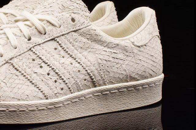 Adidas Superstar 80S Metal Toe Antique White 4