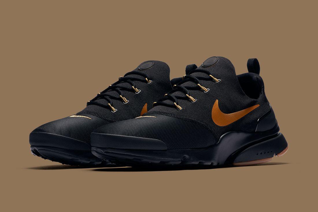 Nike Black Gold Pack 22
