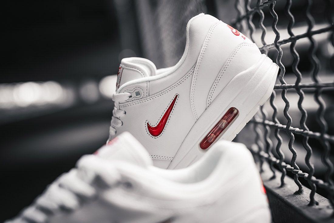 Nike Air Max 1 Jewel Red 9