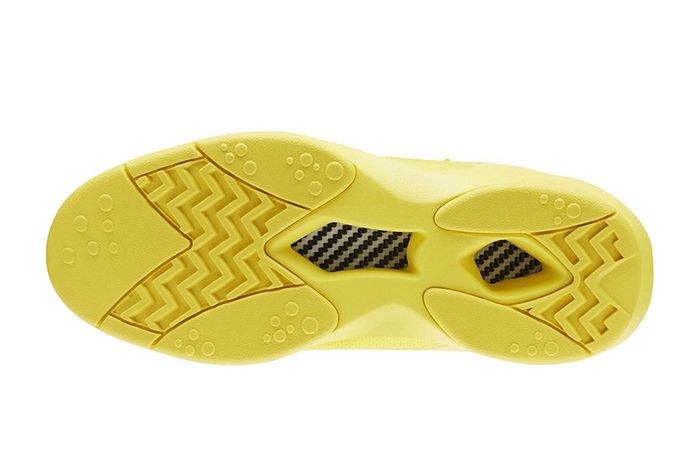 Reebok Shaq Attaq Modern Yellow Spark3