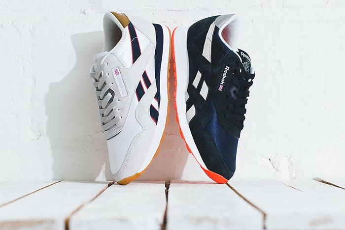 Jackthreads Reebok Classic Nylon Collection 2