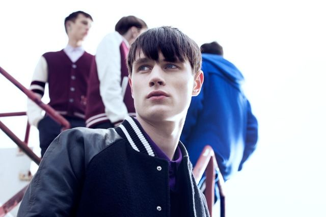 Raf Simons Fred Perry Aw13 Collection 8