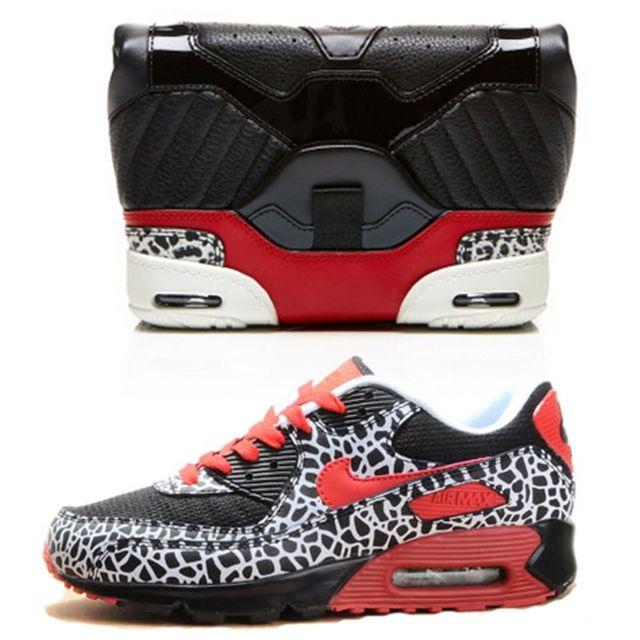 Alexander Wang Sneaker Bags Stingray