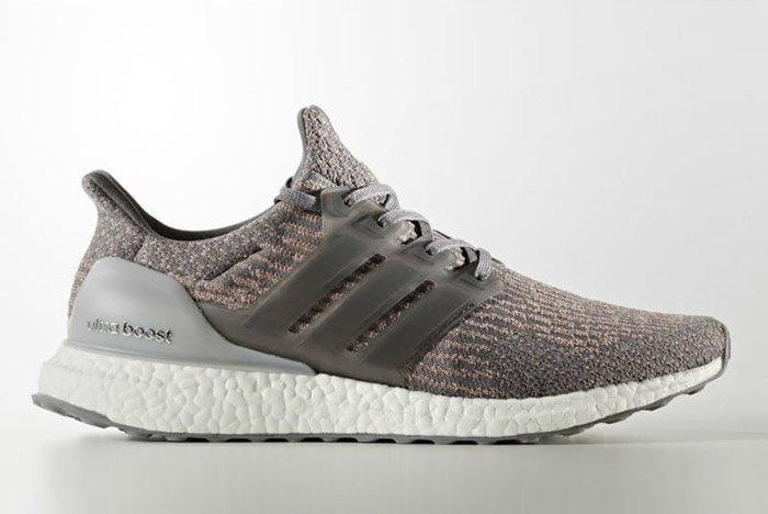 Adidas Ultraboost Grey Pink 7