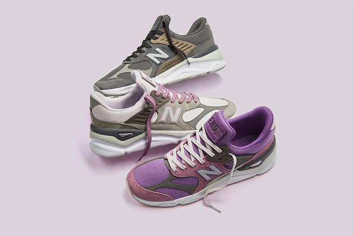 End New Balance X 90 Purple Haze Release Date Three Pairs