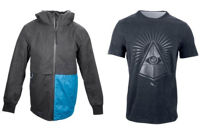Puma Shadow Society Jacket Tee 1