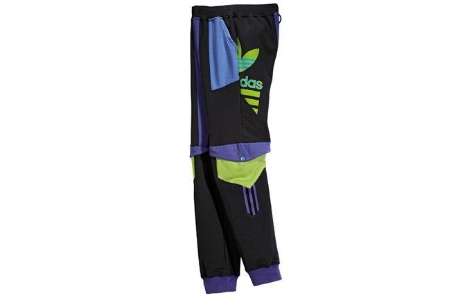 Adidas Jeremy Scott Collage Sweat Sweatpants 4 1