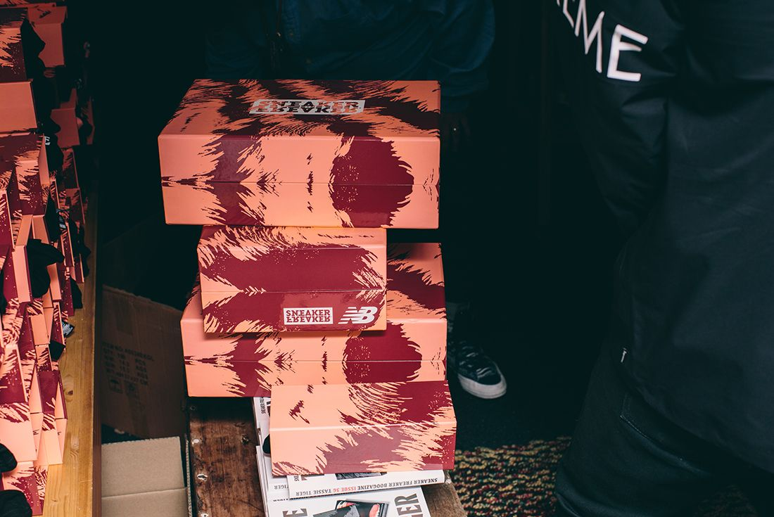Sneaker Freaker X New Balance Launch Party 148