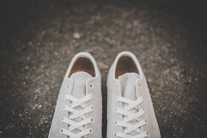 Pro Keds Royal Low Hairy Suede Grey 2