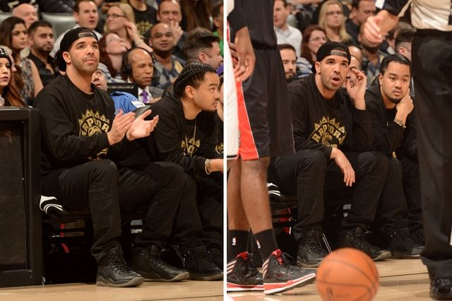 Drake Sneaker Style Profile 7