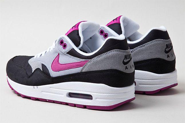 Nike Air Max 1 Grey Violet 1
