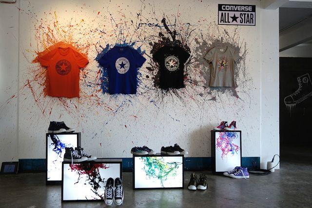 Converse Unveil Their Spring 14 Collection In Bangkok