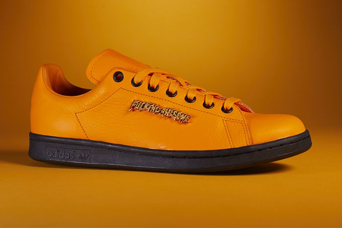 Fucking Awesome Adidas Skateboarding Stan Smith Orange Release Date Lateral