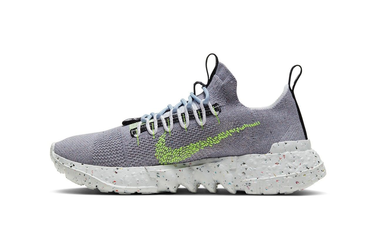 Nike space hippie volt
