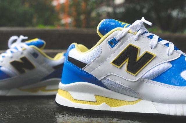 New Balance 530 Og Blue Yellow 2