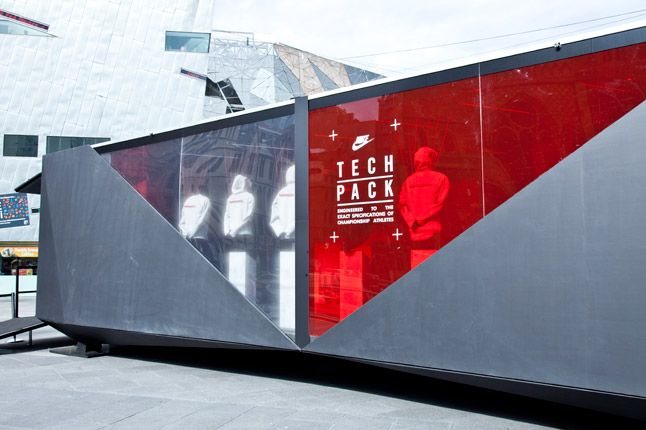 Nike Tech Pack Fed Square Installation 15