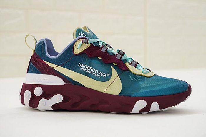 Undercover Gyakusou Nike React Elemt 87 5