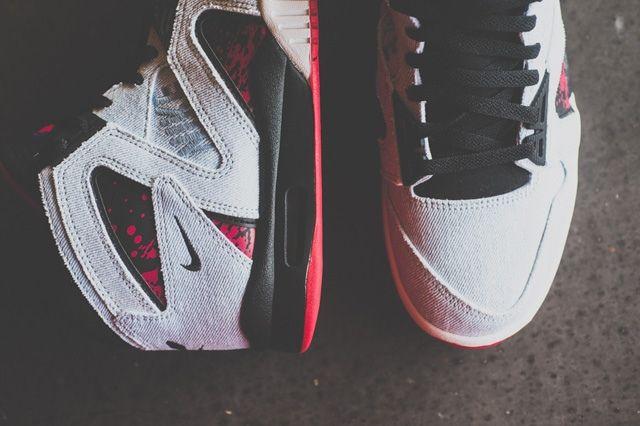 Nike Atc Hyrbid Denim Wash Bumer 3
