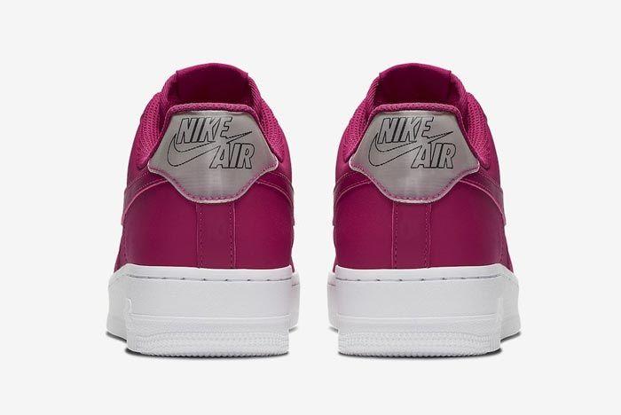 Nike Air Force 1 Cherry Heels
