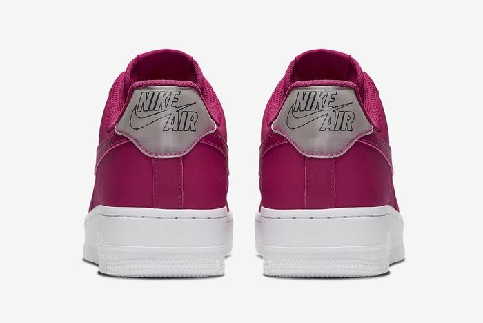 Nike Air Force 1 Cherry Heels