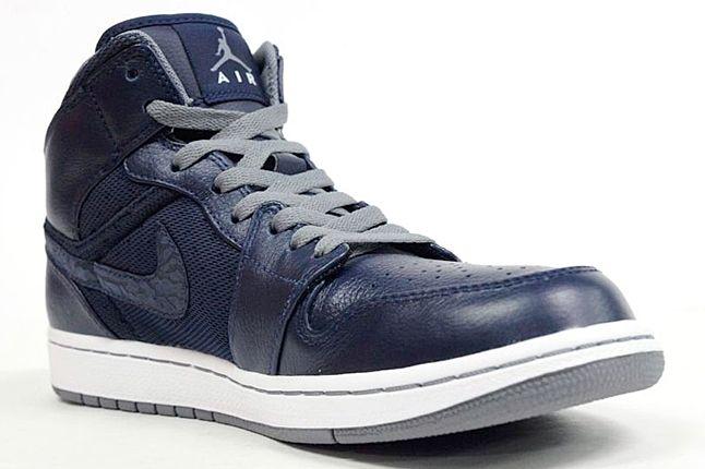 Nike Air Jordan 1 Phat Navy 2 1