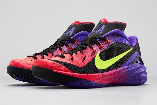 Nike Hyperdunk 2014 City Collection 18